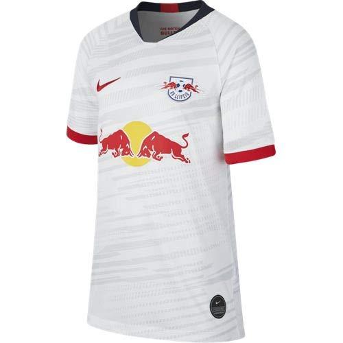 Nike Kinder RBLZ Y NK BRT STAD JSY SS HM Football T-Shirt, White/University red Full Sponsor, L