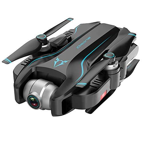 Dengofng S20 Drone Faltbare RC Mini-Drohne 4K 120 ° Weitwinkelkamera, Fernbedienung Quadcopter WiFi FPV Flugbahn mit Fester Höhe, Gestensteuerung Foto Video MV Shooting App Aktie