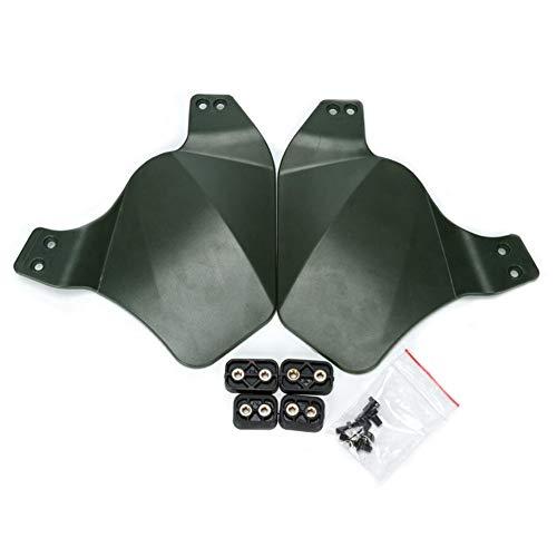 SGOYH Airsoft Paintball Up-Armor Seitendeckel Gehörschutz Taktischer Helme Zubehör für Schnellen Helme