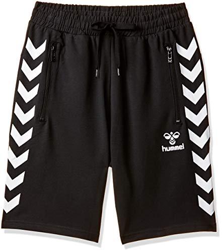 hummel Herren HMLRAY Shorts, Schwarz, M