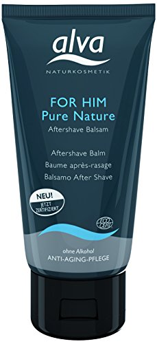 Alva for Him Pure Nature After Shave, 1er Pack (1 x 0.075 l)