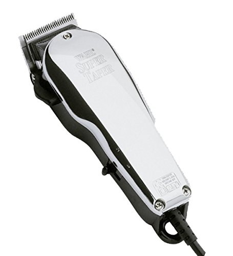 Wahl 8463-316 Super Taper Haarschneidemaschine Chrome