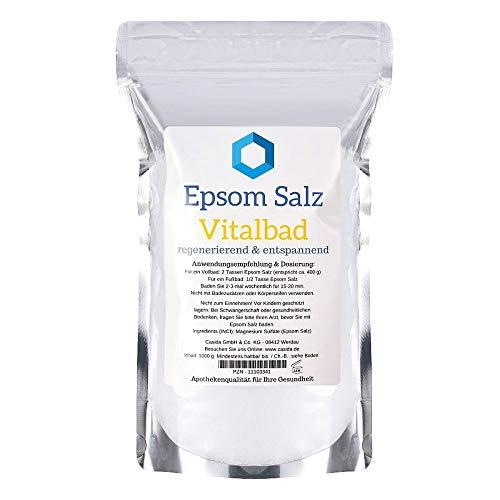Epsom Salz Vitalbad 1 kg