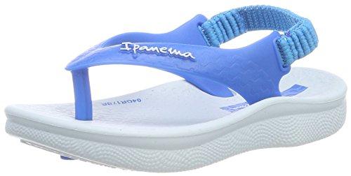 Ipanema Unisex Anat. Soft Baby Sandalen, Blau Blue 8330, 24 EU