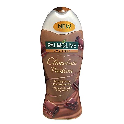Palmolive Cremedusche Gourmet Chocolate Passion, 250 ml Flasche