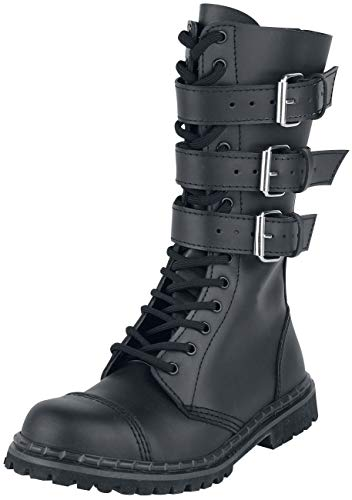 Brandit Phantom 3-Buckle Boot schwarz EU43