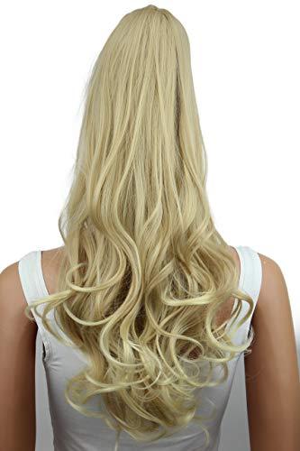 PRETTYSHOP Haarteil Hair Piece Zopf Pferdeschwanz ca 60cm Hitzebeständig wie Echthaar div. Farben H42