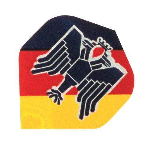 30 Stück Deutsche Fahne mit Adler Metro Flight 80280610