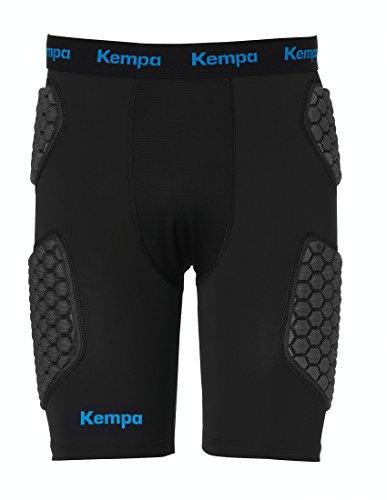 Kempa Herren Protection Shorts, schwarz, M