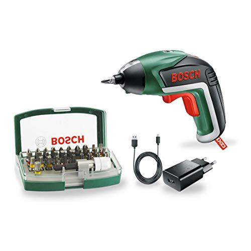 Bosch 06039A800S power screwdriver/mpact driver Mehrfarbig 215 RPM - Power Screwdrivers & Impact Drivers (3,6 V, Lithium, 1500 mAh, 620 g, 1 Stück(e), 31 Stück(e))