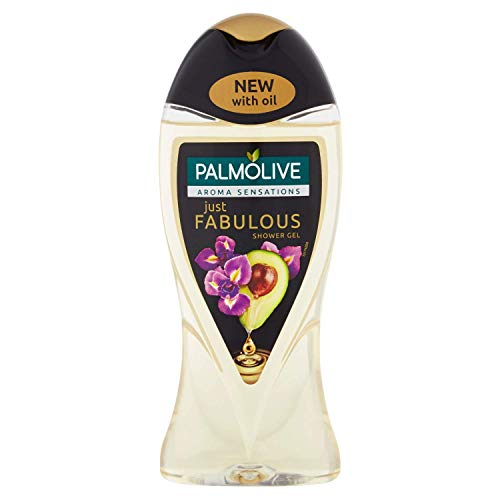 Just Fabulous - Shower Gel with Avocado Oil and Iris 250 ml