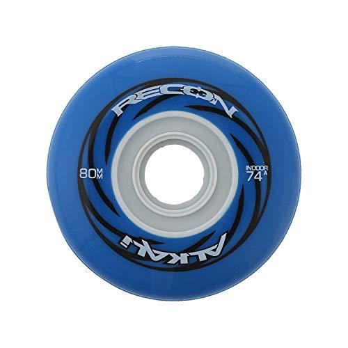 Alkali Inline Hockey-Räder, 76 mm, RPD Recon Indoor 74A (Einzelrad)