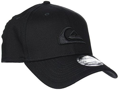 Quiksilver Herren Mountain und Wave - New Era Cap für Männer Snapback, Black, S/M