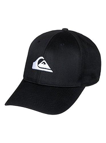 Quiksilver Herren Decades Cap, Black, One Size