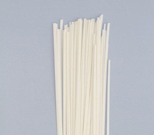 Karen Marie Klip: Quilling Papierstreifen Natur Weiß, 5x450mm, 120 g/m2. 300 Streifen BIG PACK