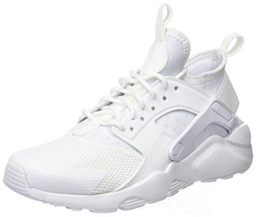 Nike Herren AIR Huarache Run Ultra GS Laufschuhe, Weiß (White/White/White 100), 39 EU
