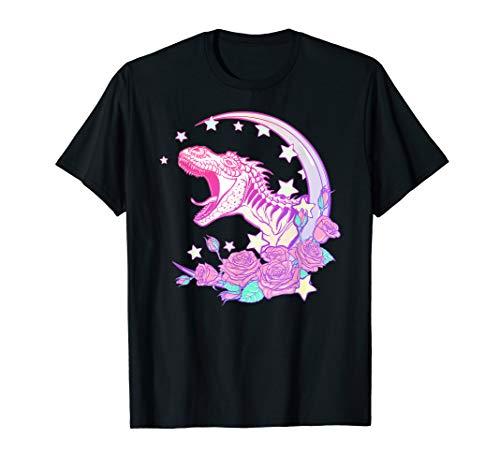 Pastell Goth Trex TShirt–vaporwave Ästhetische