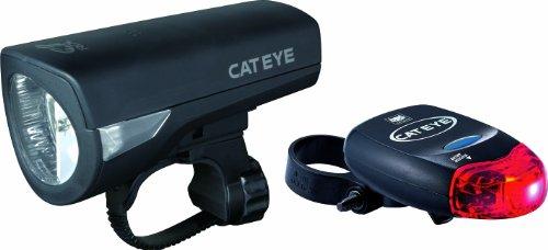 Cateye Beleuchtungs KIT Econom KIT, Schwarz