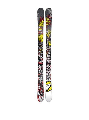 APO Ski Sammy C Park schwarz/weiß 152cm