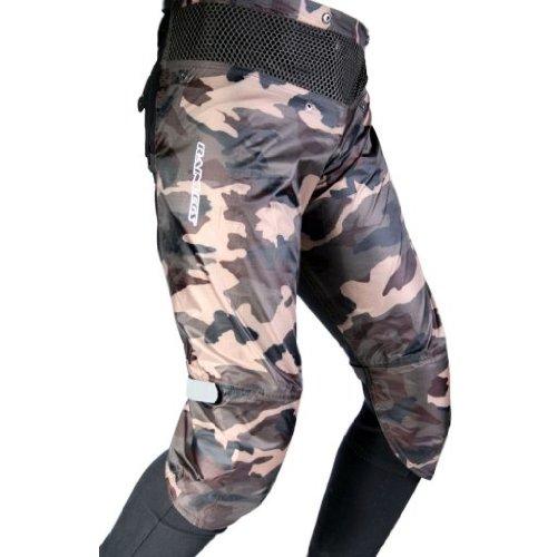 Rainlegs Regenbekleidung, Camouflage, XS