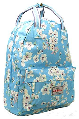 Cath Kidston Rucksack Wellsley Blossom, Wachstuch, Blau
