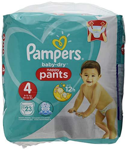 Pampers Easy up–Das Paket von 22–Changes Baby T48–15kg