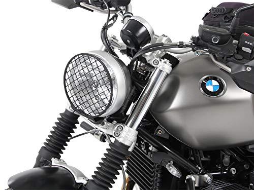 Hepco&Becker Lampenschutzgitter - schwarz für BMW R nineT Scrambler ab Bj. 2016