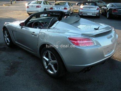 Opel GT Turbo Heckspoiler Spoiler Tuning