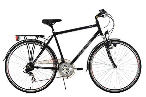 KS Cycling Trekkingrad Herren 28'' Vegas schwarz RH53cm Flachlenker