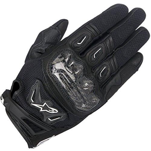 Alpinestars 351771710-XS Motorrad Handschuhe, Schwarz, XS