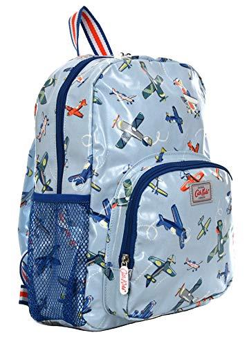 Cath Kidston Rucksack aus Wachstuch, groß, Himmelblau