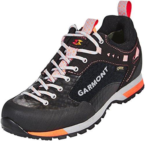 GARMONT Dragontail N.Air.G GTX Shoes Damen Black/Coral Schuhgröße UK 5,5   EU 39 2018 Schuhe