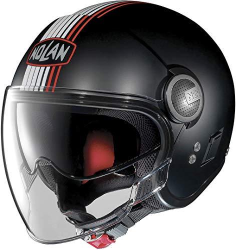 Nolan N21 VISOR JOIE DE VI FLAT BLACK M