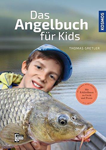 Das Angelbuch für Kids: Mit Fischsteckbriefen für Unterwegs
