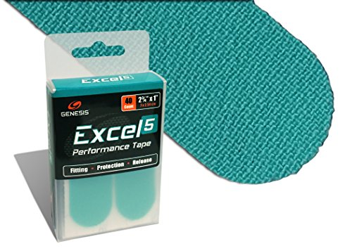 Genesis Excel™ Performance Fitting, Protection and Release Tape (Aqua - Excel 5)