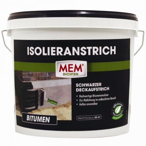 MEM Isolieranstrich lmf 10 l
