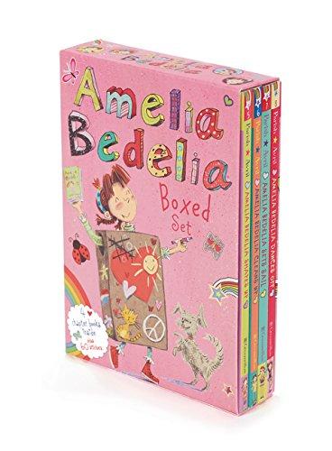 Amelia Bedelia Chapter Book Box Set #2: Books 5-8