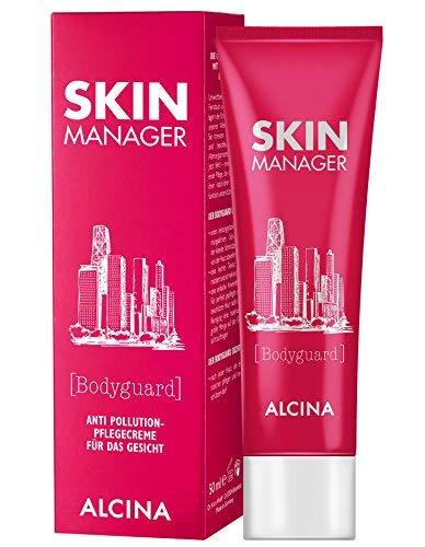 ALCINA Skin Manager Bodyguard, 1 x 50 ml - Anti-Pollution Pflegecreme für das Gesicht
