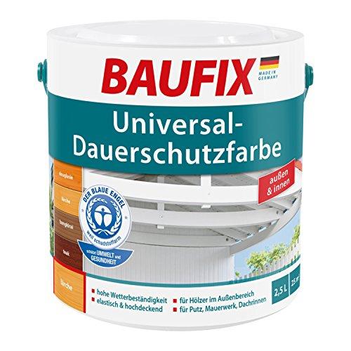 BAUFIX Universal-Dauerschutzfarbe dunkelgrau