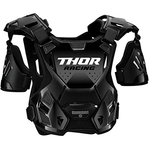 Thor Brustpanzer Guardian Roost Deflector Schwarz Gr. M/L