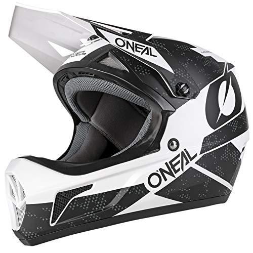 Oneal Sonus Helmet Deft Black/White M (57/58 cm), Erwachsene, Unisex