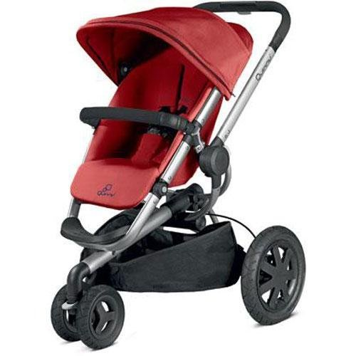 2013 Quinny Buzz Xtra Stroller, Red Rumor by Quinny