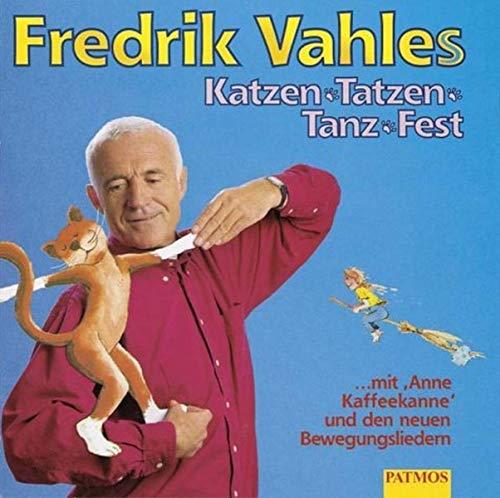 Katzentatzentanzfest. CD. . Mit Anne Kaffeekanne und den neuen Bewegungsliedern (Sauerländer Hörbuch / Tonträger)