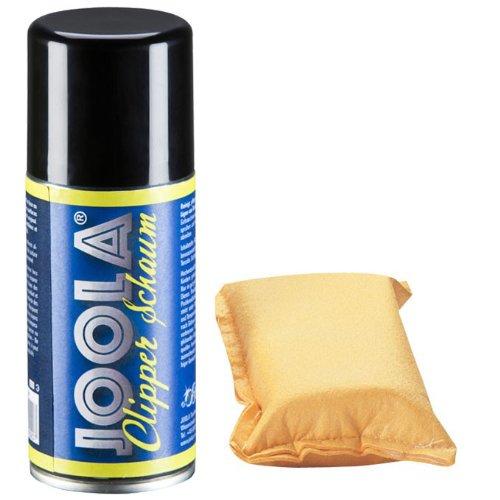 JOOLA Tischtennis-Zubehör Belag-Pflege-Set