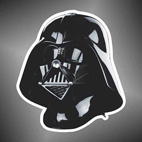 Aufkleber - Sticker Darth Vader Star Wars Comics Cartoon sticker