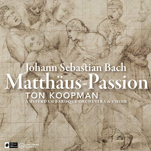 Matthäus Passion (limited edition)