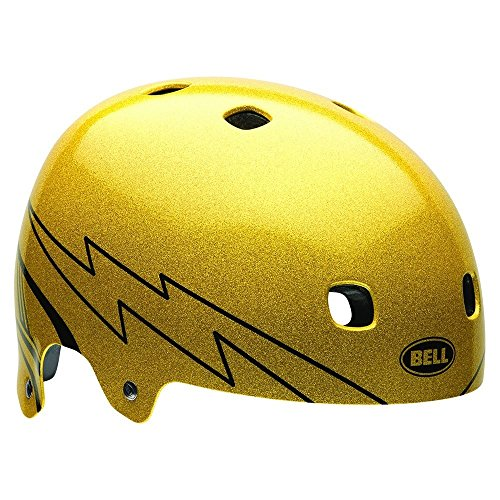 Bell Fahrradhelm Segment, Gold Flake 500, 51-55 cm, 210061040