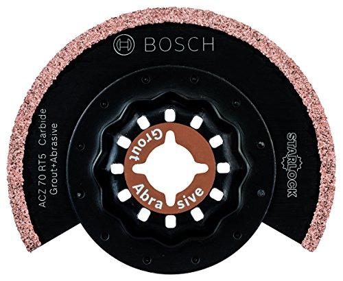 Bosch Segmentsägeblatt für Multifunktionswerkzeuge Starlock (ACZ 70 RT5)