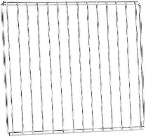 Rosenstein & Söhne Backofengitter: Universal-Backofenrost, ausziehbar von 35-61 cm, 32 cm tief (Backofengitter ausziehbar)