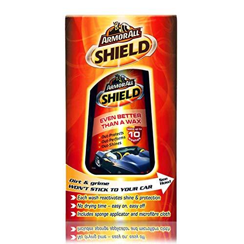 Armor nclo17500en alle Shield Liquid Auto Wachs, 500ml